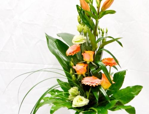 Kukkakimppu 15